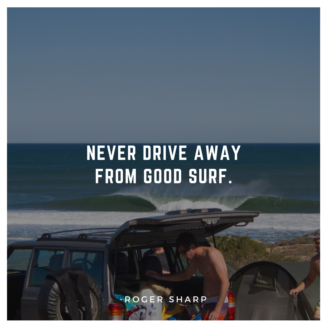 surf trip in South Africa