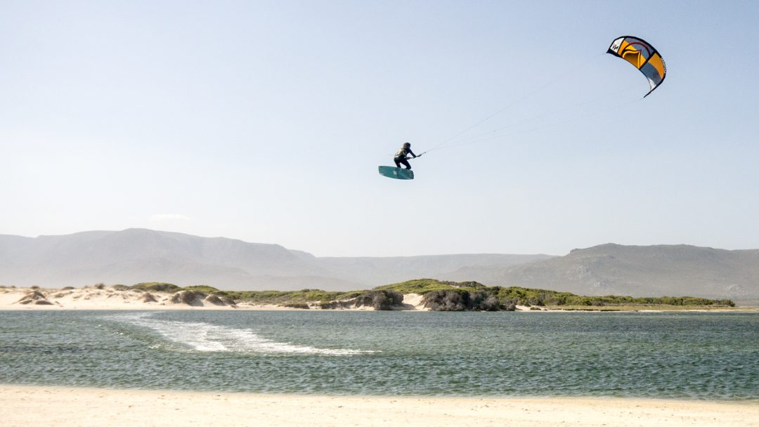 Kitesurfing South Africa Christopher Bodenstein Image