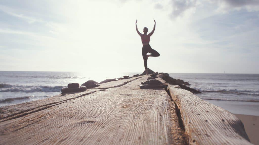 surfing yoga
