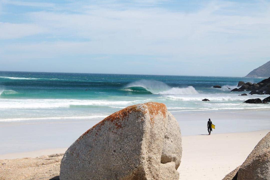 Solo Traveller Surf Holidays in Cape Town, South Africa.