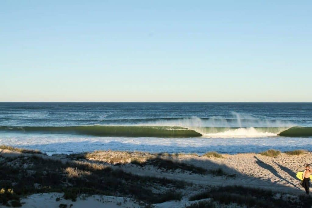 surf holiday in South Africa western cape