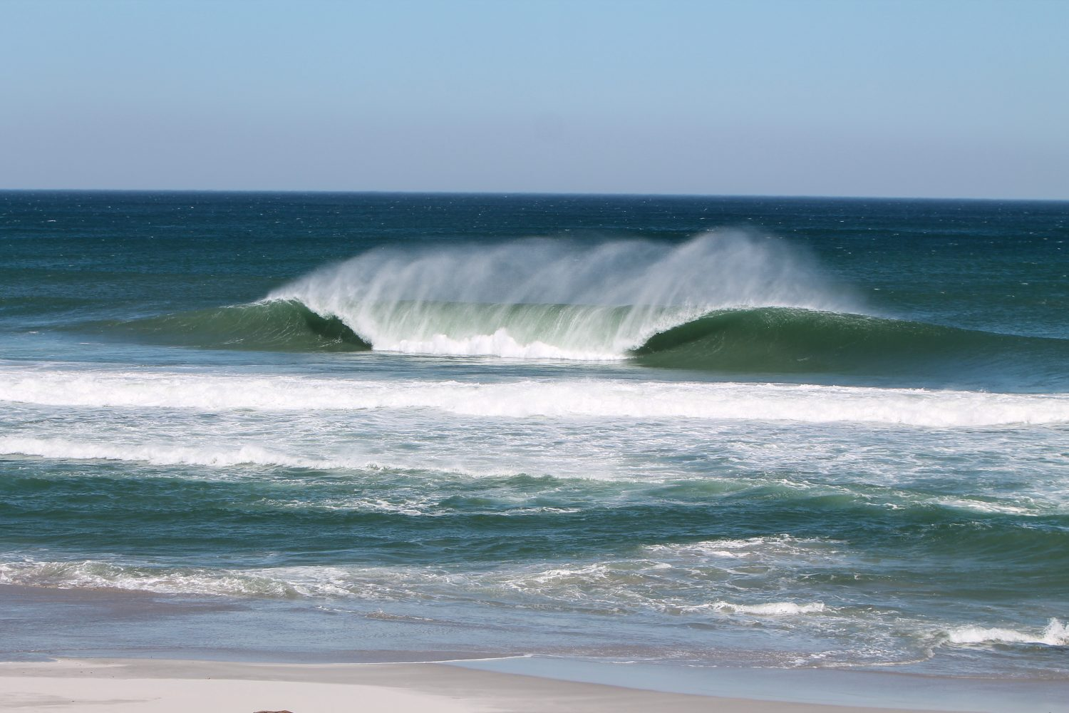 Surf trips in South Africa with South Africa Surf Tours. Best surfing South Africa