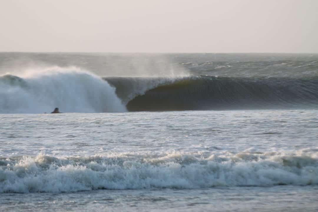 Skeleton Bay wave