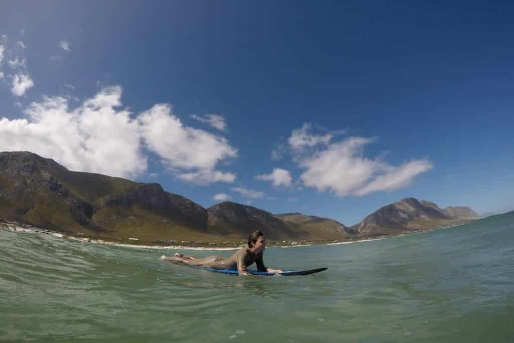 South Africa Surf Tours in Oveberg