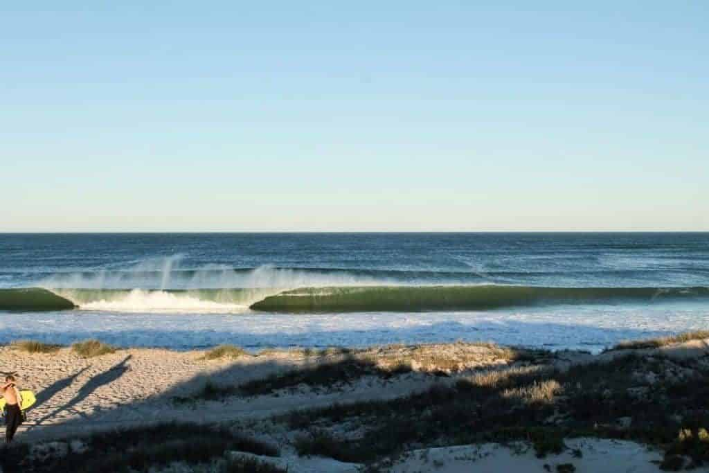 Surfing South Africa, West Coast
