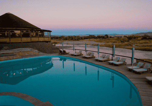 surf lodge in south africa