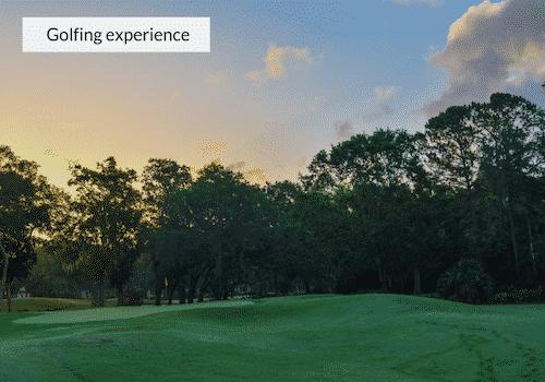 golfing in overberg