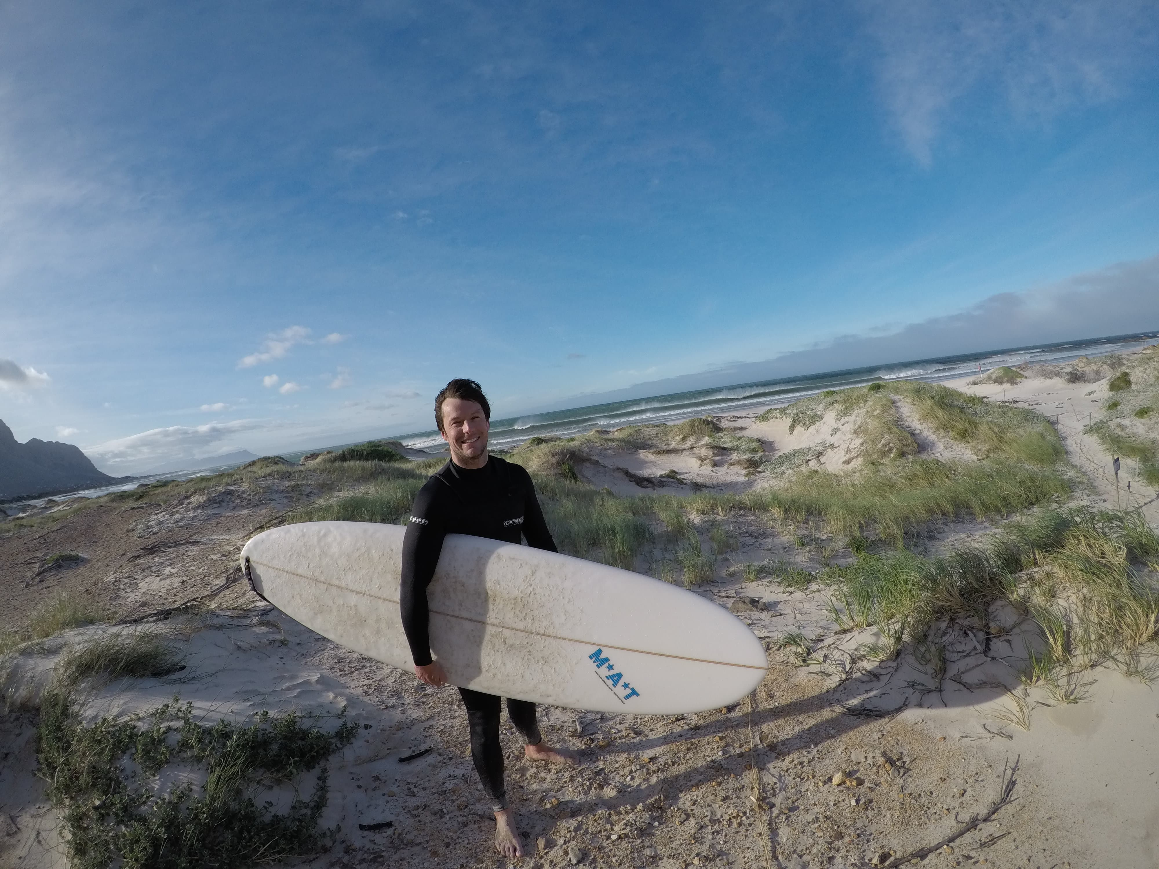 Learn to surf in South Africa