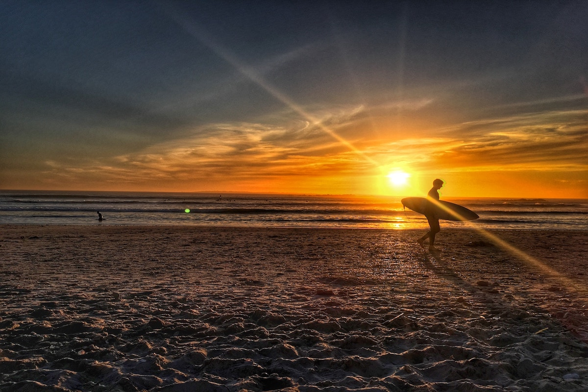 luxury surf holiday south africa