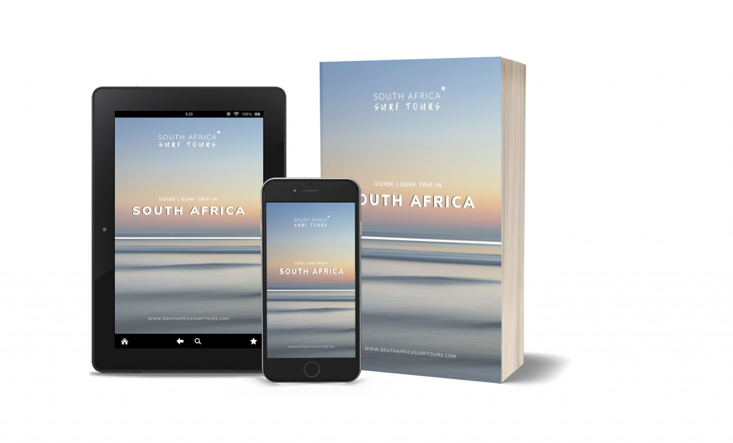 surfing south africa ebook