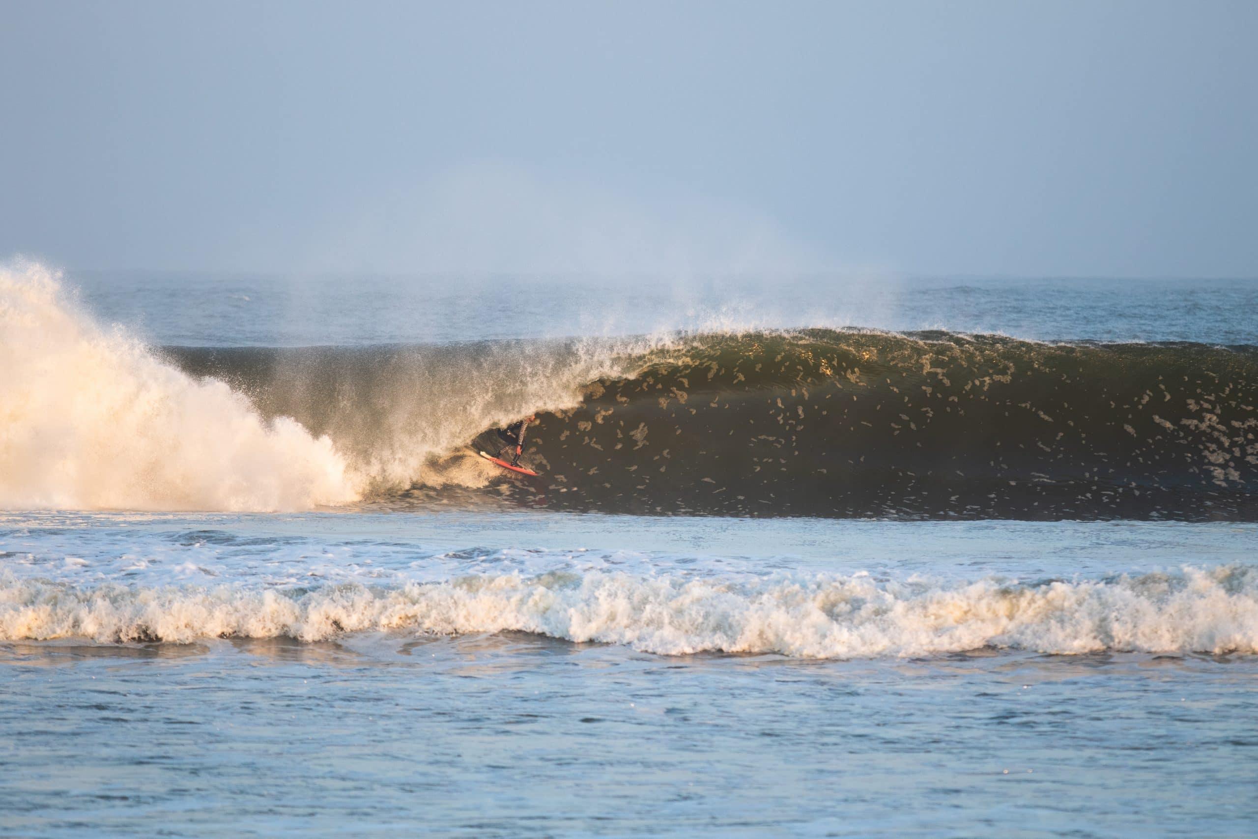 Skeleton Bay Namibia Surfing